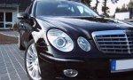 Mercedes Benz E-class — Всё об автомобилях Мерседес Е-класса
