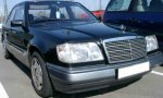 Мерседес в 124 кузове - первое поколение (E-class)