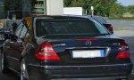 Мерседес е 211 кузов третье поколение Mercedes E-class