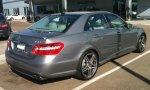 Мерседес Е-класс (W212) - четвертое поколение Mercedes E-class